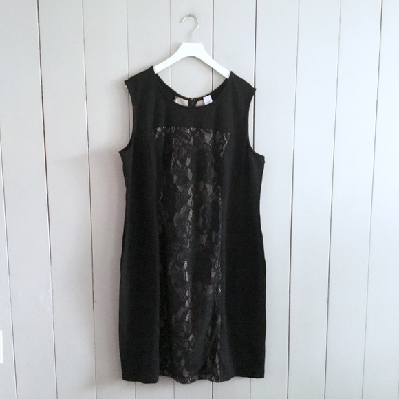 Nordstrom Dresses Plus Size 2x Black Cocktail Dress Party Poshmark